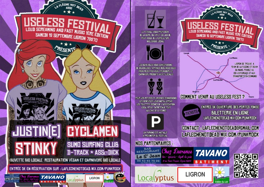 fly useless fest