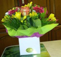Sister Rita's flowers