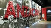 spirit of anzac exhibition exit