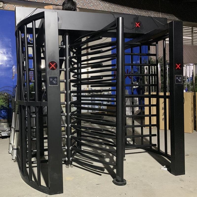 full height turnstile gate price