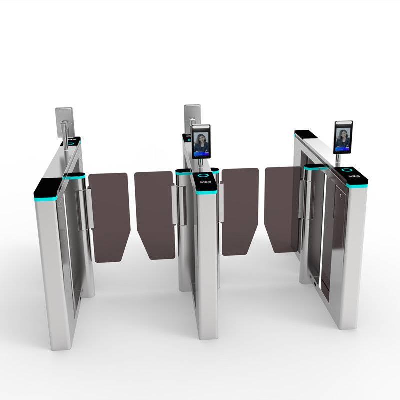 Face recognition turnstile gate Canada- Mairsturnstile