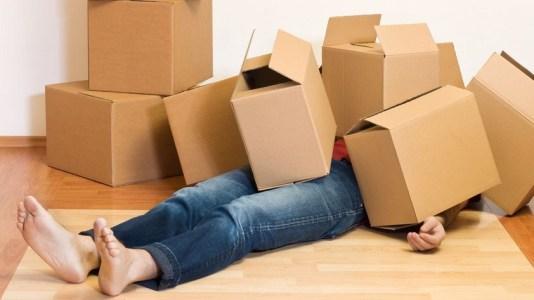 Consejos para empacar al mudarse