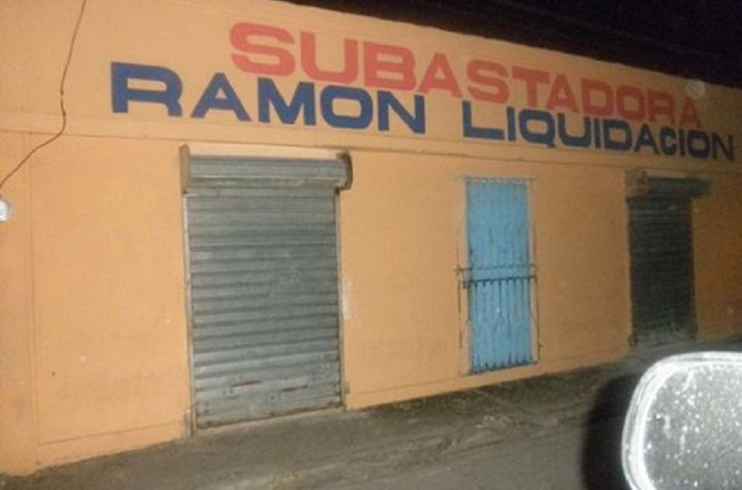 Doble local comercial Duarte 9