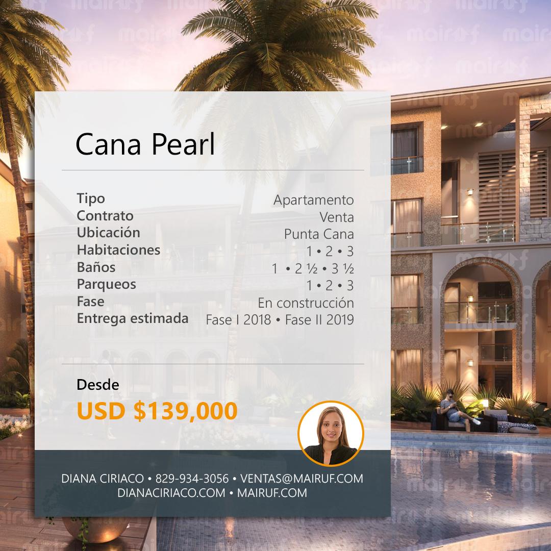 Cana Pearl
