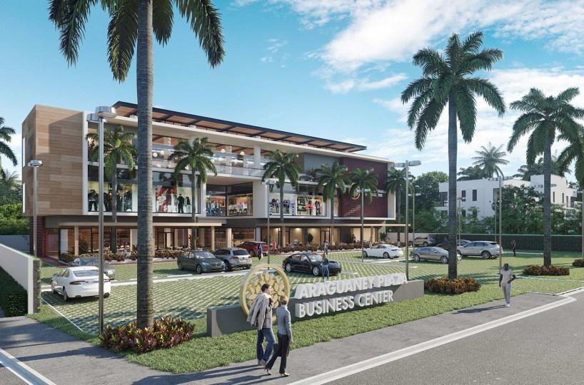 Araguaney Plaza Business Center
