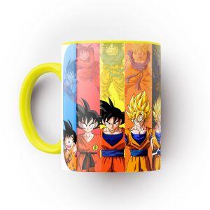 Caneca Dragon Ball Goku
