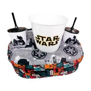 Kit Cinema Almofada Porta Pipoca Star Wars 2