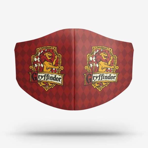 Mascara Gryffindor Grifinória Harry Potter
