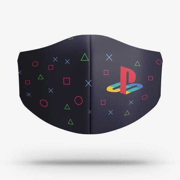 Máscara PlayStation