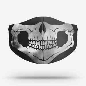 Máscara Skull Caveira Ghost