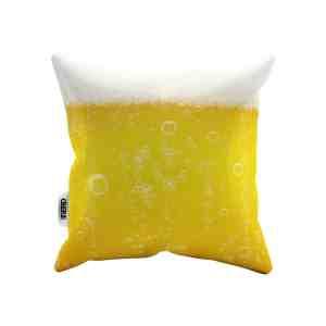 Capa de Almofada Cerveja