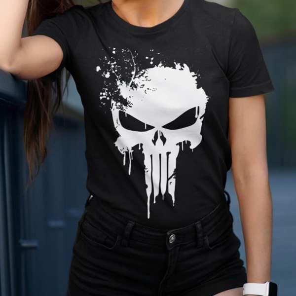 Camiseta Justiceiro Mais1Nerd