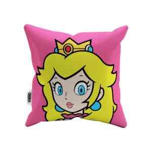 Capa de Almofada Mario Bros Peach