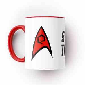 Caneca Star Trek E