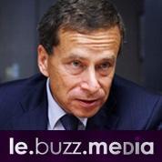Jacques Rapoport présente le lancement de La Poste Mobile dans le réseau postal français
