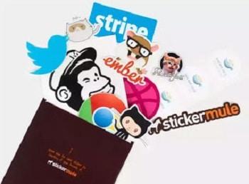 Regressa a Pechincha! 10 Stickers Personalizados só 0,89€