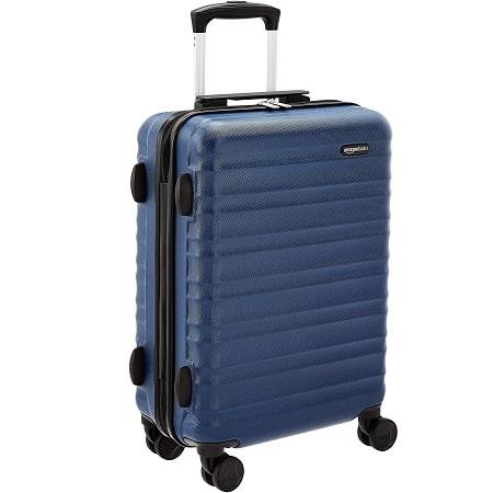 AmazonBasics! Mala rígida de 55 cm tamanho de cabine por 30,29€