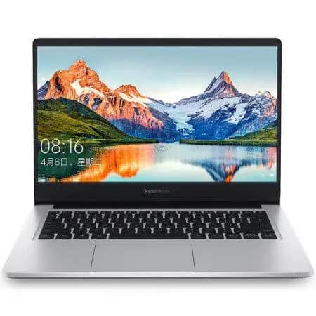 Xiaomi Redmibook 14″ i7-10510U NVIDIA GeForce MX250 8GB DDR4 RAM 512GB SSD por 700€