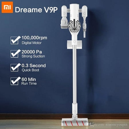 Desconto Aliexpress! Xiaomi Dreame V9 desde Espanha por apenas 129,99€