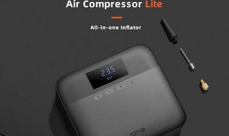 Xiaomi 70mai lite compressor de ar