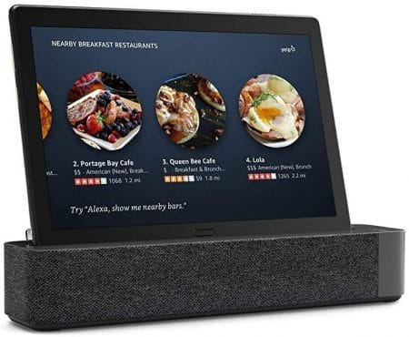 Lenovo Smart TabM10 – Tablet 10.1″ HD com Amazon Alexa integrada por 99,99€