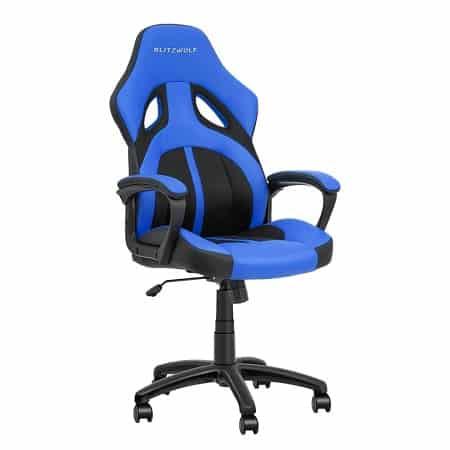 Cadeira Gaming BlitzWolf® BW-GC3 desde a Europa apenas 72€