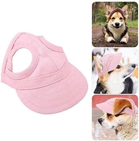 Ofertita Amazon! Chapéu para Cães com Orifícios para Orelhas por 3,29€