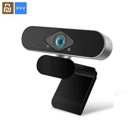 Cupão Banggood! Webcam Youpin Xiaovv 1080P USB desde a Europa a 11,91€