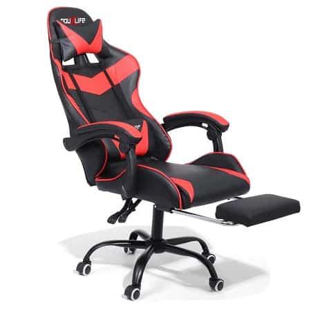 Cadeira Gaming Douxlife Racing GC-RC02 desde a Europa por 92,62€