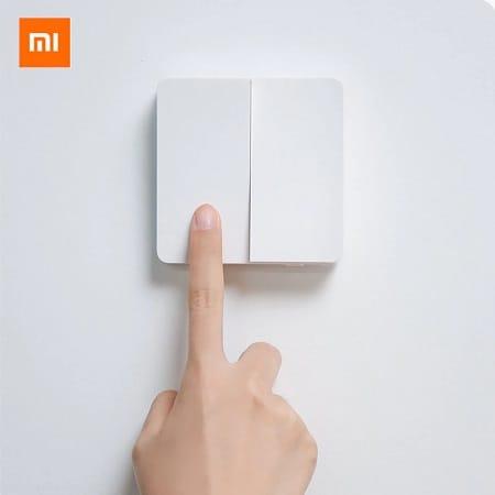 Interruptor de Parede Xiaomi Mijia a 6,95€