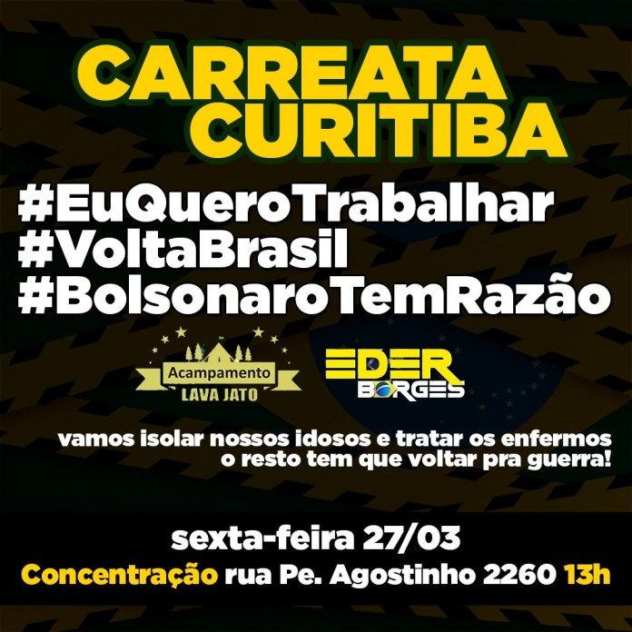 Carreata Curitiba