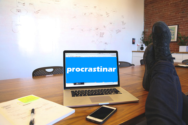 Como parar de procrastinar e ser definitivamente mais produtivo