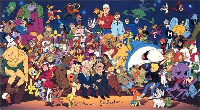Um cara Hanna-Barbera, parte 2 (1/3)