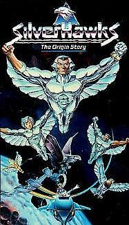 Top 5 séries animadas ocidentais dos anos 80 (categoria super-heróis) (1/5)