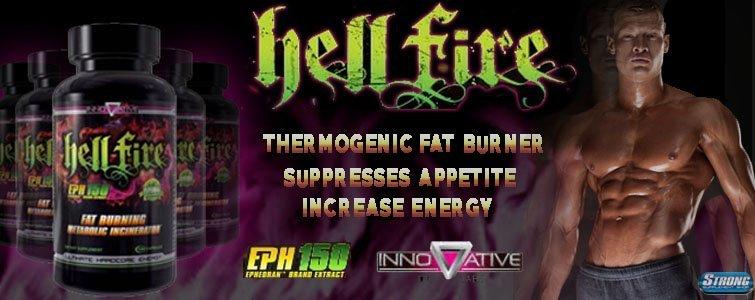 Termogênico Hell Fire