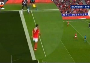 Porto canal manipula imagens do fora de jogo do Benfica-Portimonense