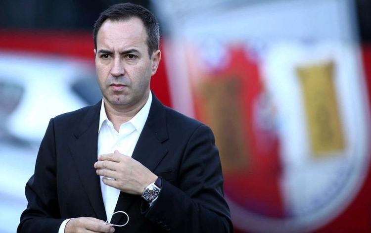 Salvador mente nos bilhetes do Braga-Benfica