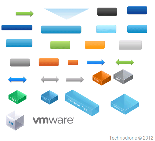 Vmware View Visio Stencil Download - Resume Examples
