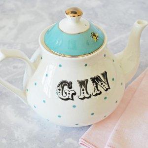 Gin 4 Cup Teapot