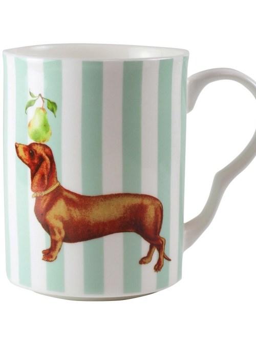 Yvonne Ellen Sausage Doggie MugYvonne Ellen Sausage Doggie Mug