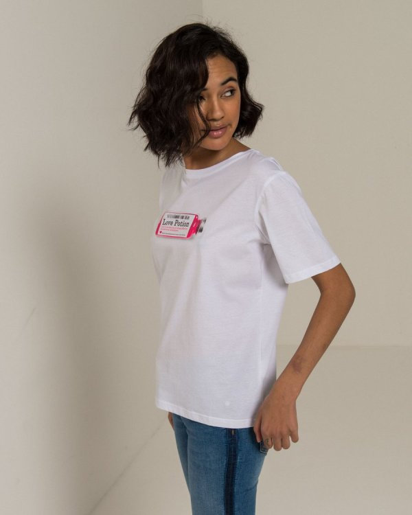 Love Potion White T-Shirt