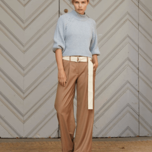 Gio Pants in Camel