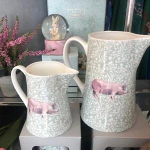 Pig Ceramic Jugs