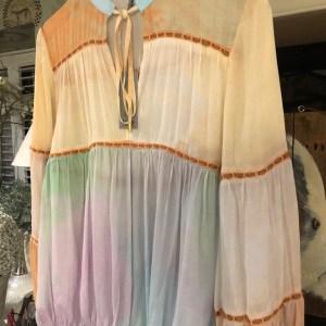 Bl^nk London Tie Dye Pastel Shirt