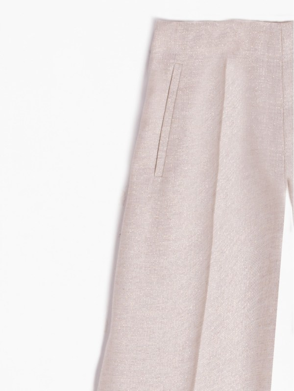 Vilagallo Sandra Gold Trousers