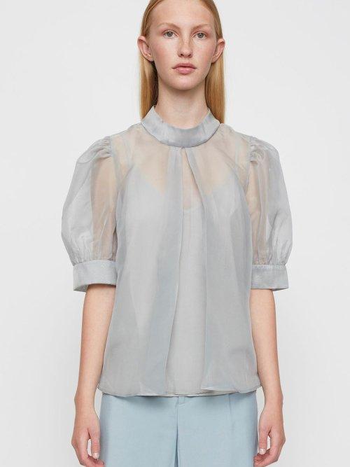 Marissa Blouse in Grey