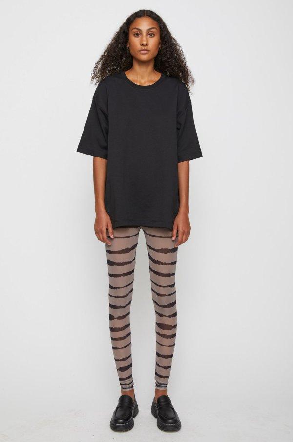 Houston Leggings in Zebra Print