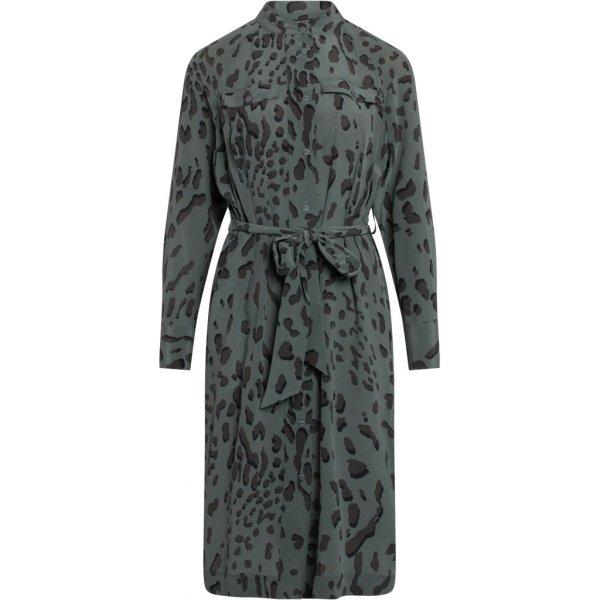 Lillie Jadyn dress in Dark Moss
