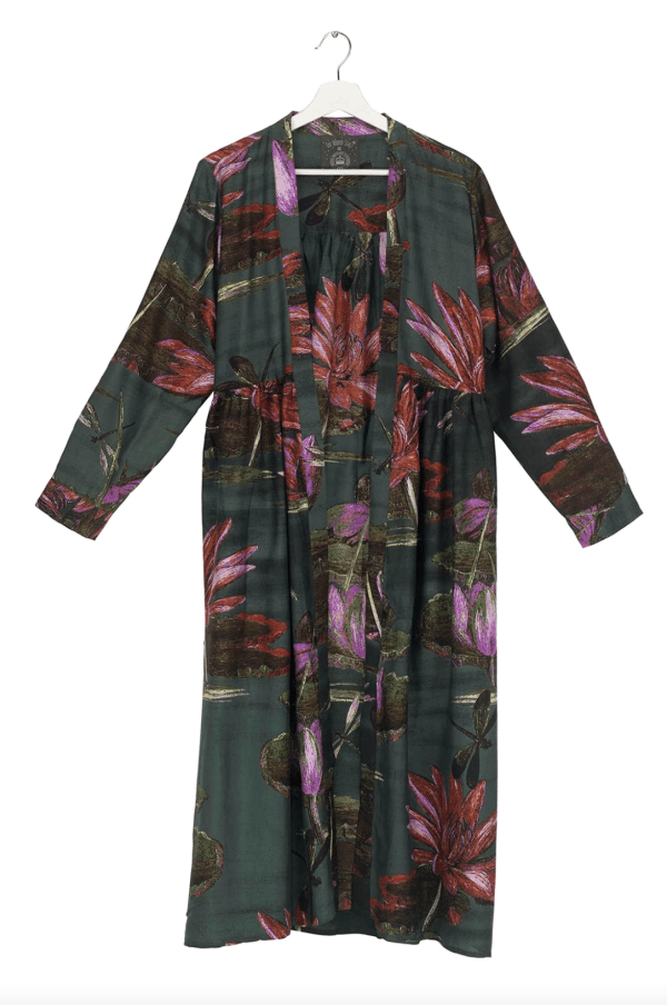 North Indian Lily Duster Coat