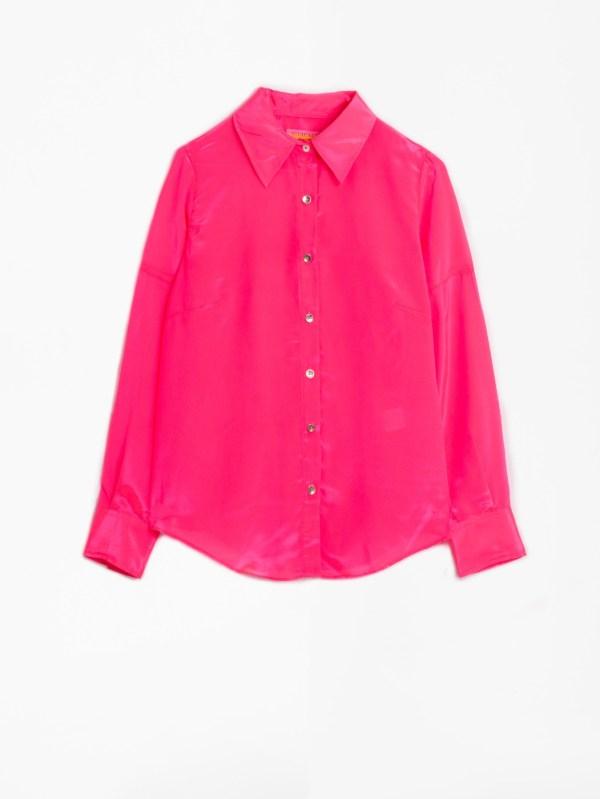 Mafalda Fluor Pink Shirt